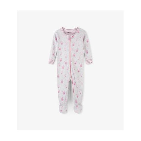 Pijama bebé entero FUNNY BUNNIES algodón orgánico
