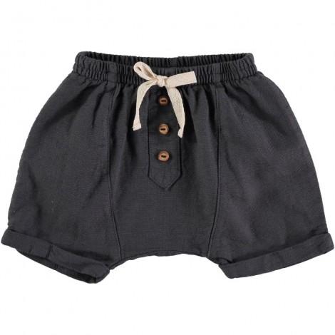 Pantalón corto bebé LUCAS en NUIT