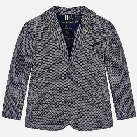 Chaqueta traje niño lino tailoring color Estampado