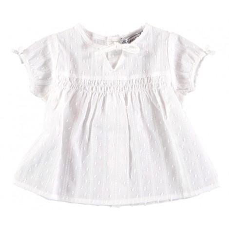 Camisa JANE de bebé Crudo Normandie