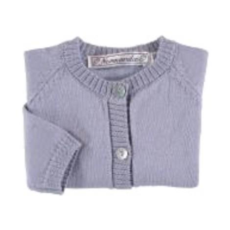 Jersey Munsen de bebé Azul Normandie