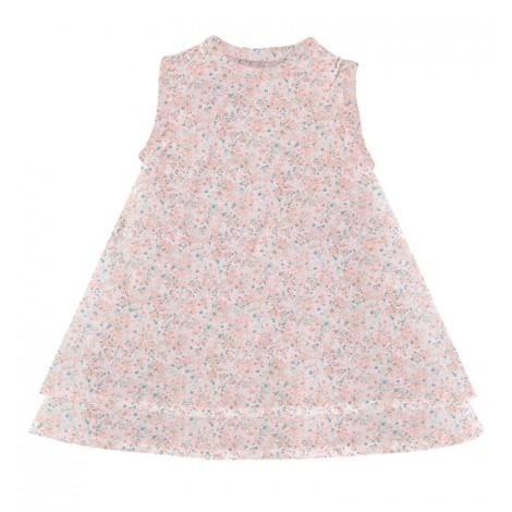 Vestido FAUBORG de bebé Floral Normandie