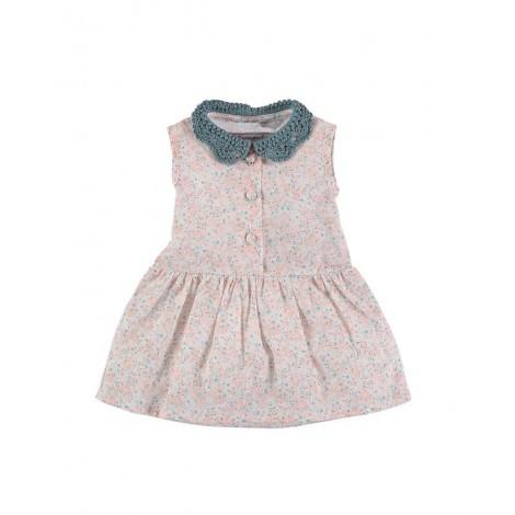 Vestido LIZA de bebé Floral Normandie
