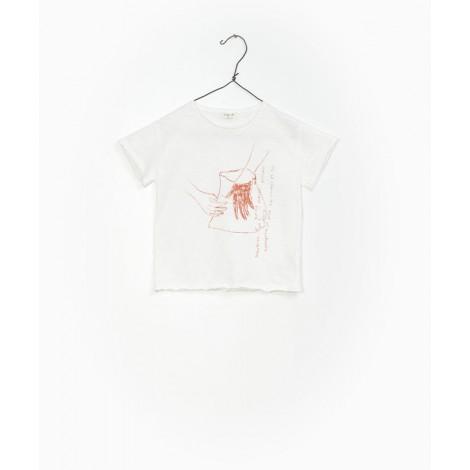 Camiseta infantil flamé en KOALIN