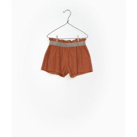 Pantalón short niña guatas en BRICK