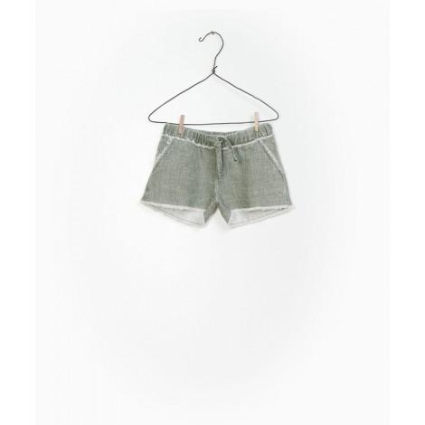 Pantalón short niña tejido en METHOD