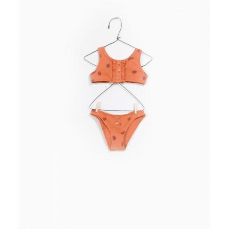 Bikini niña dos piezas en ARGILE