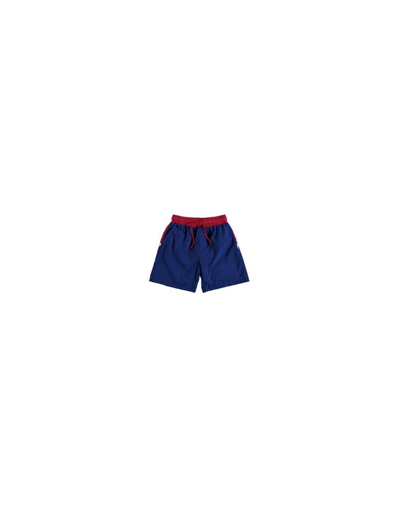 a2c075ee3 Bañador niño bóxer SHARK azul y rojo