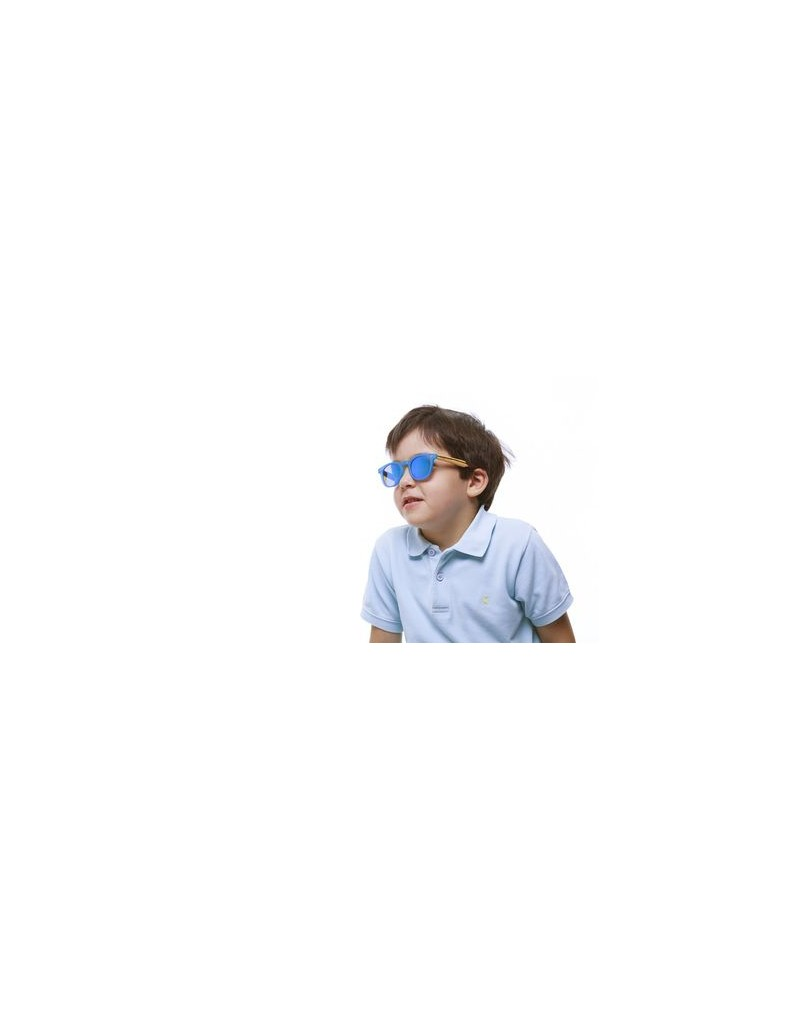 c26265f5aa Gafa sol para niños ASH BLUE Panda's Eyewear