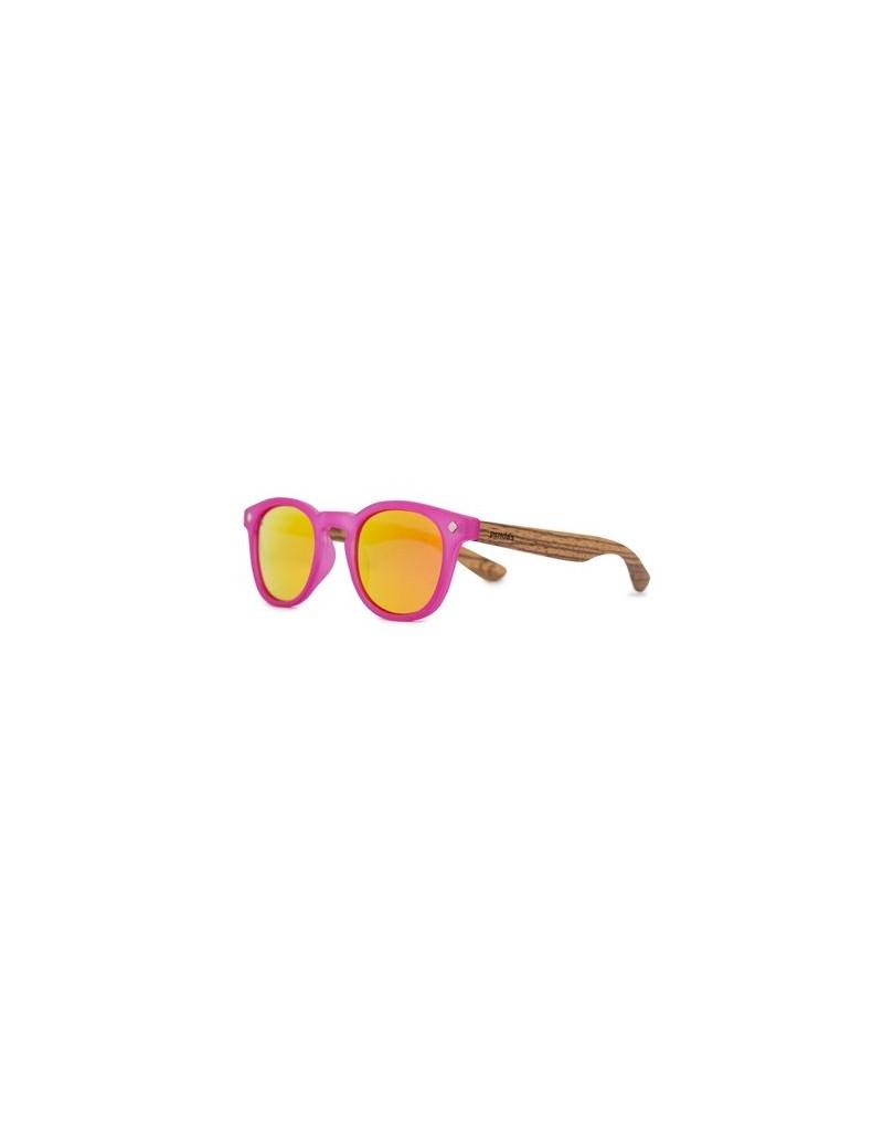 d00dad4461 Gafa sol para niños ASH PINK Panda's Eyewear