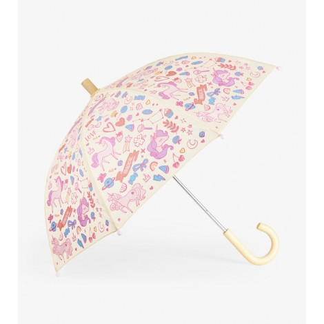 Paraguas infantil UNICORN DOODLES  grafitis