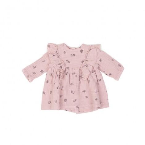Vestido CELESTE bebé en ROSELEAVES