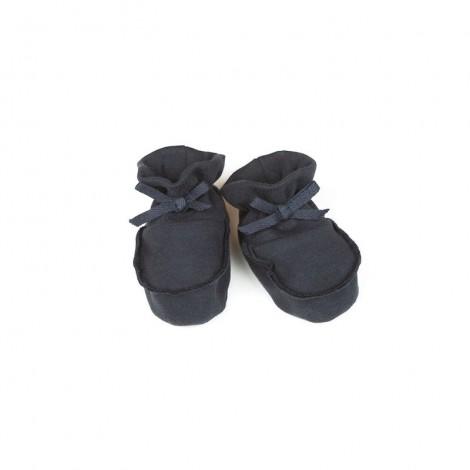 Patucos EAGLE bebé en BLACK