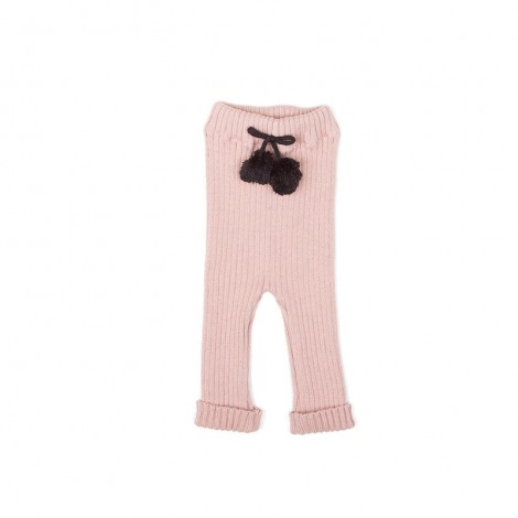 Leggings Tricot PIA bebé en PINKLIGHT