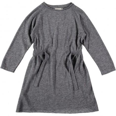 Vestido niña ELISE muy suave  en GREY VIGO