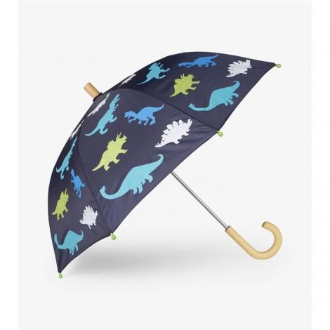 Paraguas infantil DINOS azul