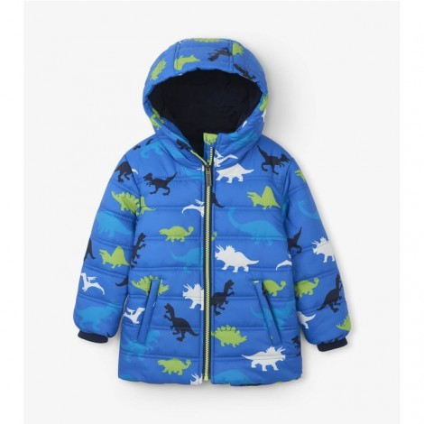 Anorac impermeable infantil DINOS tipo plumón