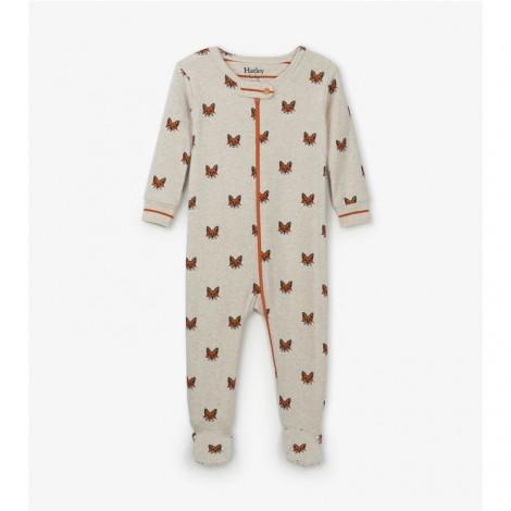 Pijama bebé entero CLEVER FOX algodón orgánico