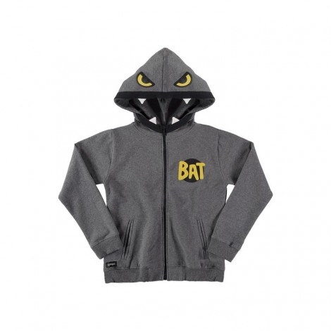 Sudadera BAT HODDIE infantil capucha Batman