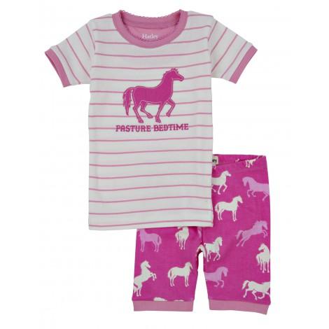 PIJAMA M/C Classic Horses 10 AÑOS