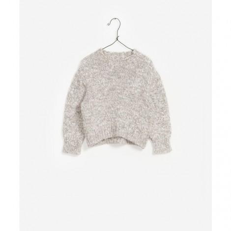 Jersey tricot niña cuello redondo vigoré MAGICAL