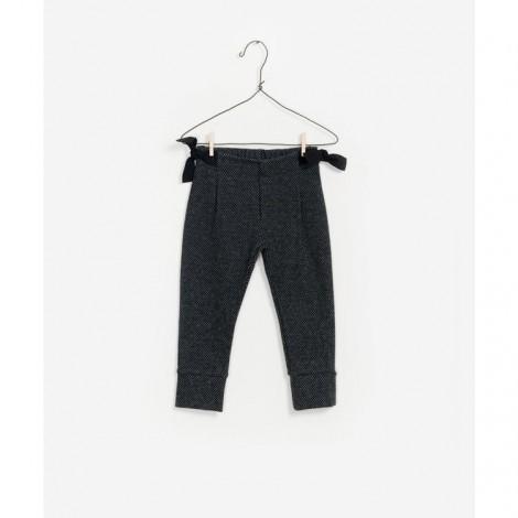 Pantalón niña interlock ajustado elástico en ANT