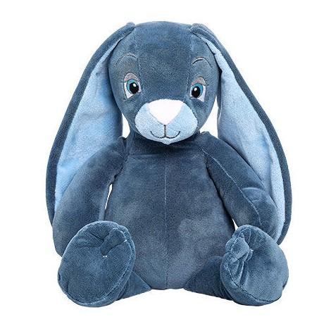 Peluche Conejito azul My Newborn talla grande L