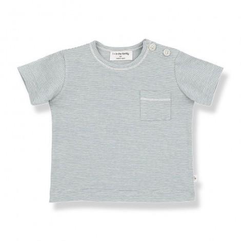 Camiseta m.c. CADAQUES de bebé en MENTA