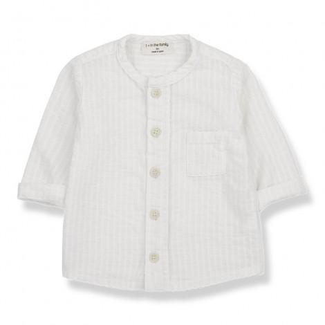 Camisa OYON de bebé en CRUDO