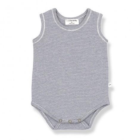 Body TAMARIU de bebé en AZUL