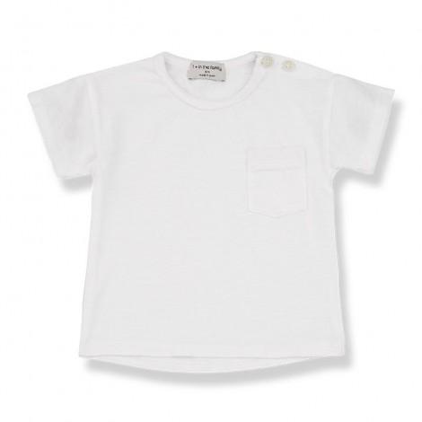 Camiseta m.c. VICO de bebé en CRUDO