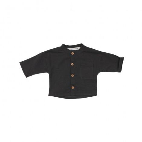 Camisa texturada MAX bebé en MINERAL