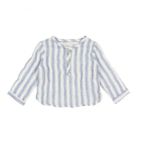 Camisa bebé PAUL a rayas en INDIGO