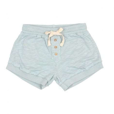 Pantalón short niña JANE en MISTY BLUE