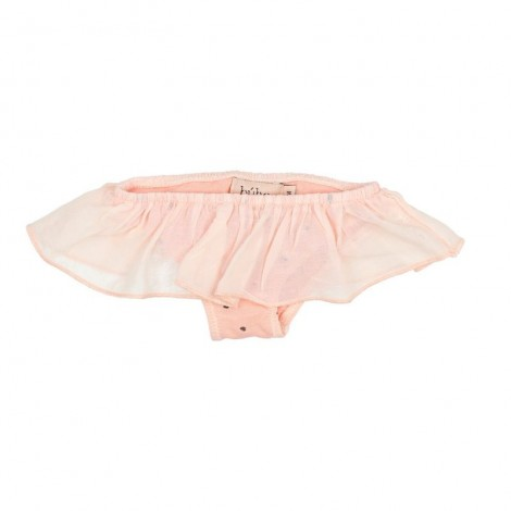 "Bikini niña JULIETA ""PETIT TREATS"" en BLUSH PINK"