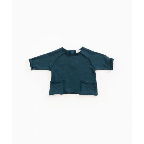 Camiseta bebé manga corta en DEEP
