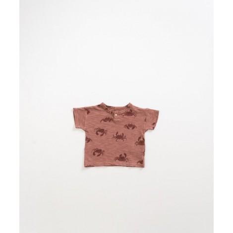 Camiseta bebé cangrejos en OLD TILE