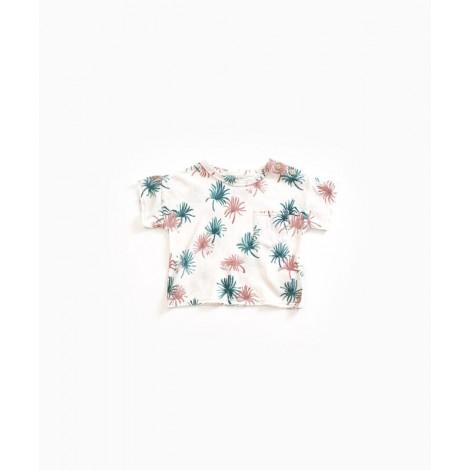 Camiseta bebé palmeras en PEARL