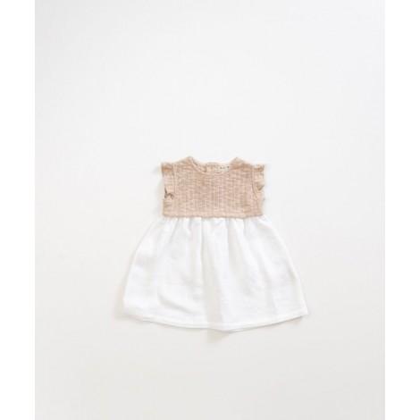 Vestido bebé sin manga en WEFT