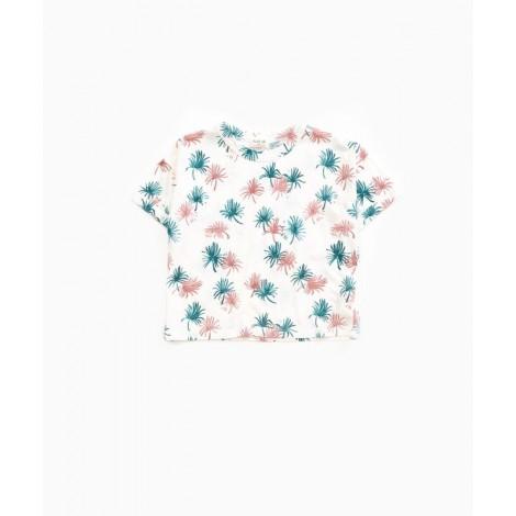 Camiseta niño palmeras en PEARL