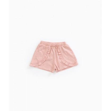 Pantalón shorts niña volantes en RITA