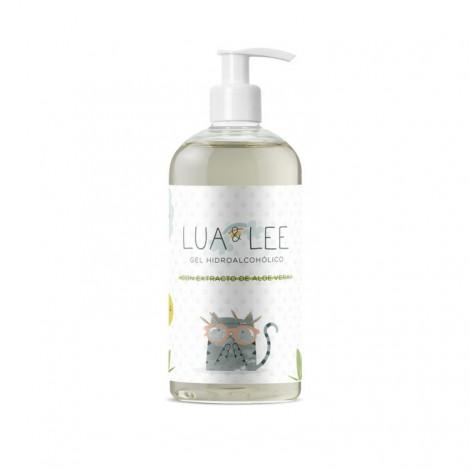 Gel Hidroalcohólico 500ml con perfume Lua&Lee