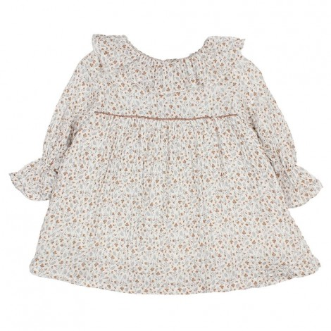 Vestido bebé NOA mini forest en LIBERTY