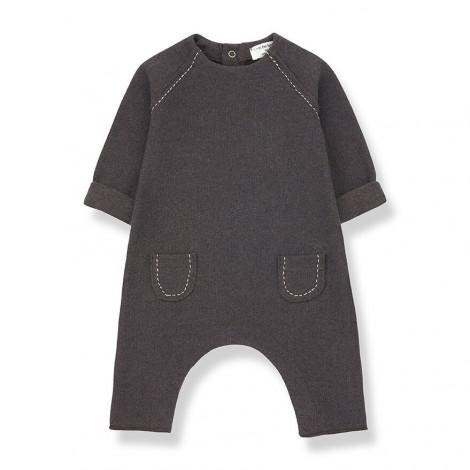 Pelele bolsillos CIVIS de bebé en TIERRA