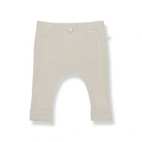 Pantalón leggins FILIPPA de bebé en CRUDO