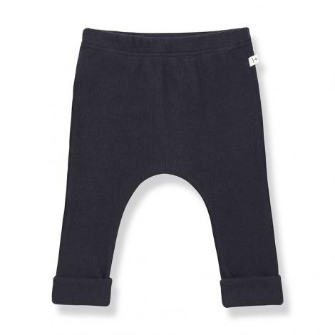 Pantalón leggings HARRIS de bebé en AZUL OSCURO