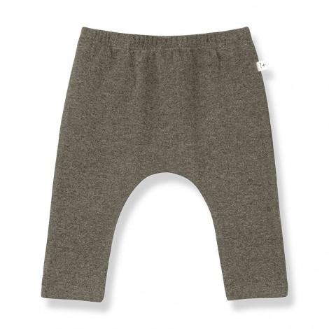 Pantalón leggings TORLA de bebé en TIERRA