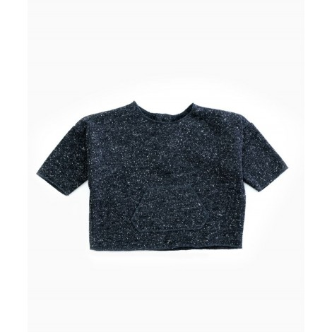 Jersey bebé bolsillo fibras recicladas en RASP