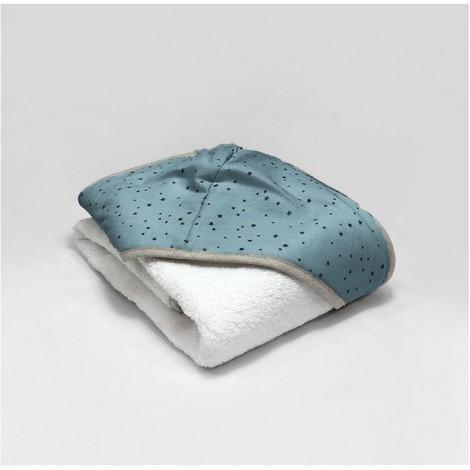 Capa de baño ROCK BLUE toalla bebé