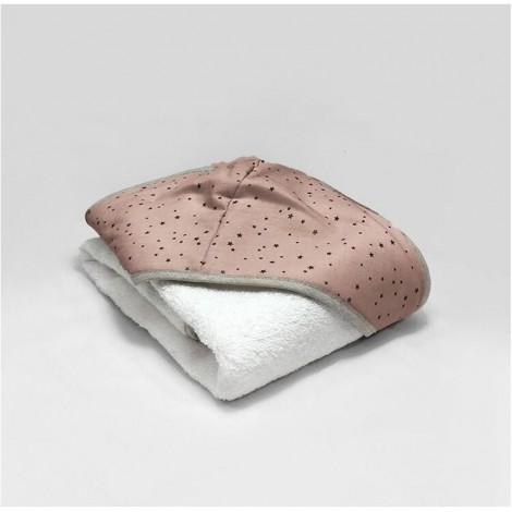 Capa de baño ROCK NUDE toalla bebé